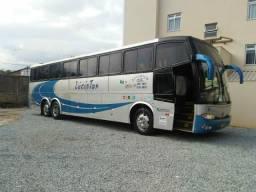 Ônibus Paradiso transformado em G6 - 1992