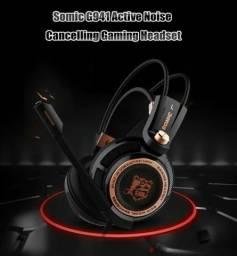Novo Headset Top G941 Somic 7.1 Bass Vibration Premium Edition