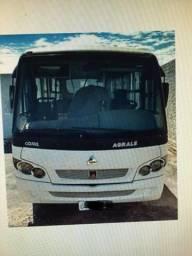 Micro Ônibus Agrale 2003 90.000 km Raridade - 2003
