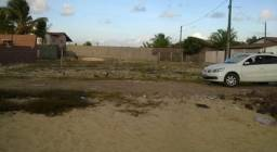 Terreno na praia de Pitangui