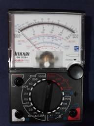 Multimetro analógico hikari