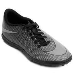 d453d70a30e22 Chuteira Society Nike Bravata 2 TF Masculina n 38