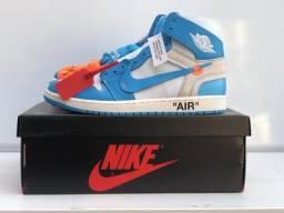 2a7f818646 Nike x Off White Air Jordan UNC