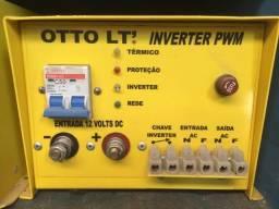 Inversor Nautico Pwm 2000 12v 24v 48v - Otto Lt - Promoção!