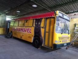 Ônibus Castração Movel - 2000