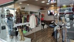 Loja roupas femininas ponto comercial