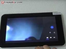 Tablet Sanei N77 Preto Black Piano (para retirada de peças)