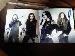 CD Shadowside - Shades of Humanity autografado