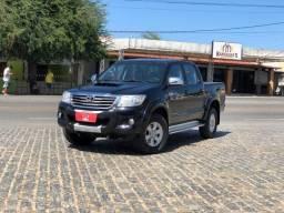 Picape Extra! Hilux SRV 2015 Aut 4x4 F1 Auto Center Caicó RN - 2015