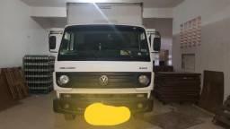Vendo caminhão volks 8.160 - 2014
