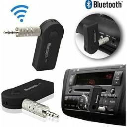 Adaptador Receptor Bluetooth Usb Pendrive Carro Musica
