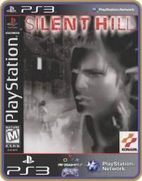 Título do anúncio: Ps3 Silent Hill - Ps one clássico