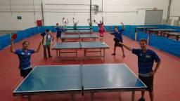 Curso de tenis de mesa completo (parcelamos em até 4x)