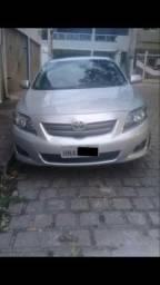 URGENTE . Corolla 1.8 Prata 2011