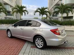 Honda Civic LXR 2.0 Flexone 2014 - Ipva pago - 2014