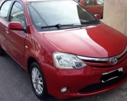Toyota Etios hb xls 1.5 flex completo 2013 - 2013