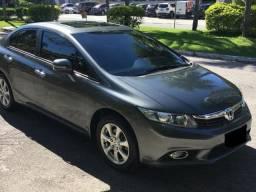 Honda Civic 2014 2.0 No Boleto