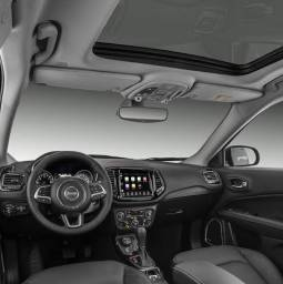 Jeep Compass longitude Flex 2021 com teto solar
