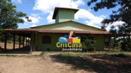 Sítio com 3 dormitórios à venda, 245000 m² por R$ 1.250.000,00 - São Vicente de Paula - Ar
