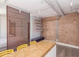Apartamento à venda com 1 dormitórios em Cidade baixa, Porto alegre cod:BT10699