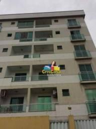Apartamento com 2 dormitórios para alugar, 74 m² por R$ 700,00/mês - Village Rio das Ostra