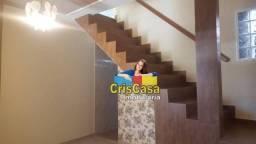 Casa com 2 dormitórios para alugar, 60 m² por R$ 1.200,00/mês - Jardim Mariléa - Rio das O