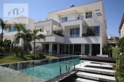 Casa com 9 dormitórios à venda, 1350 m² por R$ 12.500.000,00 - Residencial Dois (Tamboré)