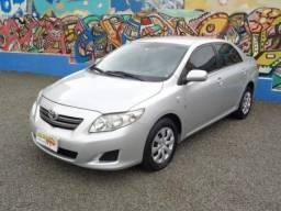 Toyota corolla 2009 1.6 xli 16v gasolina 4p automÁtico
