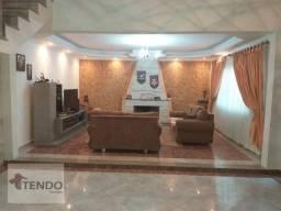 """Sobrado 279 m² - venda - 5 dormitórios - 3 suítes - Vila Mara - Ribeirão Pires/SP"""" / imob0"""