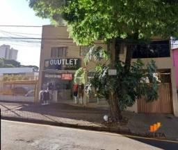 Apartamento para alugar, 120 m² por R$ 1.400,00/mês - Centro - Cascavel/PR