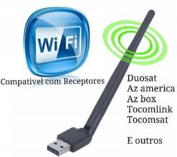 Antena adaptador wifi usb