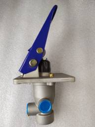 Válvula e Pedal de Freio Completa Para Carregadeiras