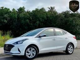Hyundai HB-20S 2020 0 Km Branco Pronta Entrega !