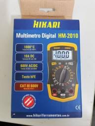 Multímetro digital Hikari HM - 2010