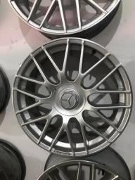Rodas 20 Mercedes