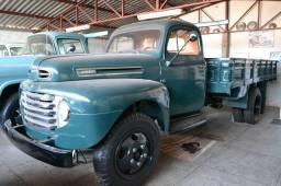 Caminhão Ford F6 1948 (Todo Restaurado / Veículo Antigo /)