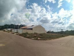 Terreno de Esquina Green Portuga II-Fazenda Rio Grande-PR. Entr. 5.000+parc