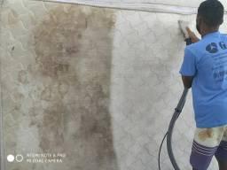 Promoção de lavagem a seco