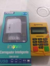 Carregador de celular 3.1A