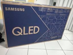 Smart TV 4K QLED 55 Samsung 55Q60T