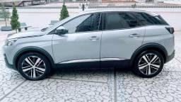 Peugeot 3008 2019 Grife Pack Cinza Met