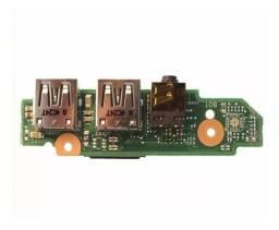 Título do anúncio: Placa Filha Som Usb Flat Cable Asus K46 S46 A46