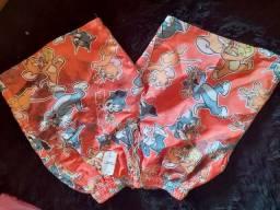 Shorts Maurícinho $ 25 UN