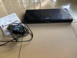 DVD Panasonic Wi-Fi 3D Blu-Ray