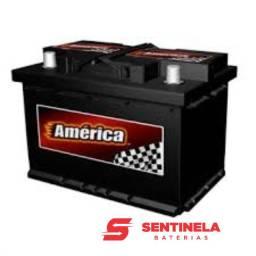 Bateria América 60 Ah em até 12x sem juros