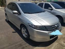 Honda city DX automatico GNV doc ok