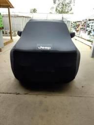 Capa jeep renegade em helanca 100% poliéster