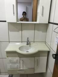 Armário suspenso para banheiro