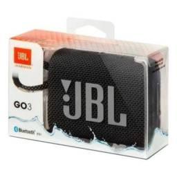 Caixinha de som bluetooth Jbl Go 3 original promo
