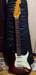 Vendo ou troco Guitarra SX Custom Handmade Vintage Series